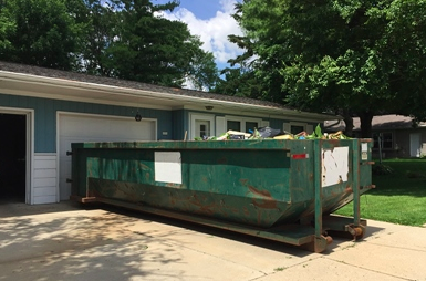 Rent a Dumpster for Spring Cleaning