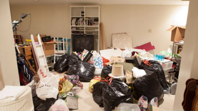 Guide for Basement Cleanouts