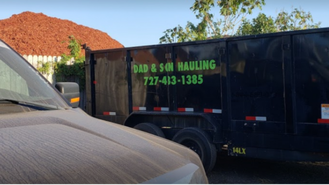 Yard Cleaning and Hauling Debris