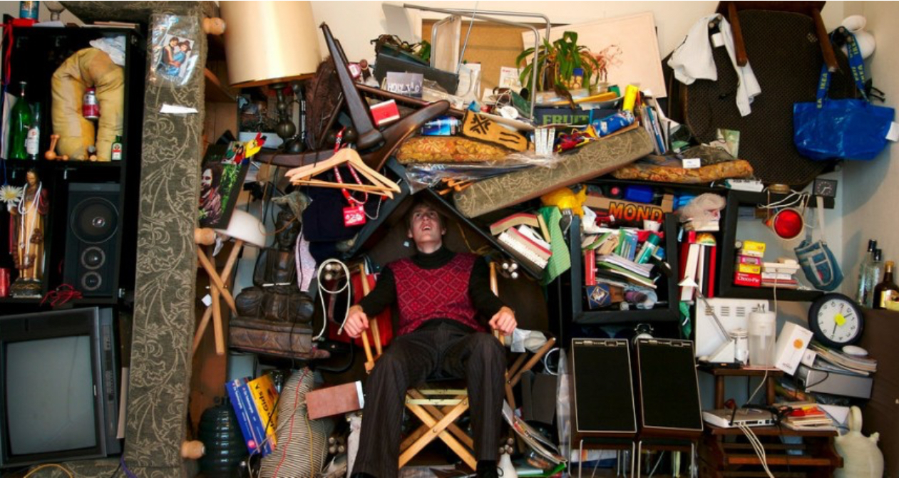 5 Ways Clutter And Junk Cause Stress