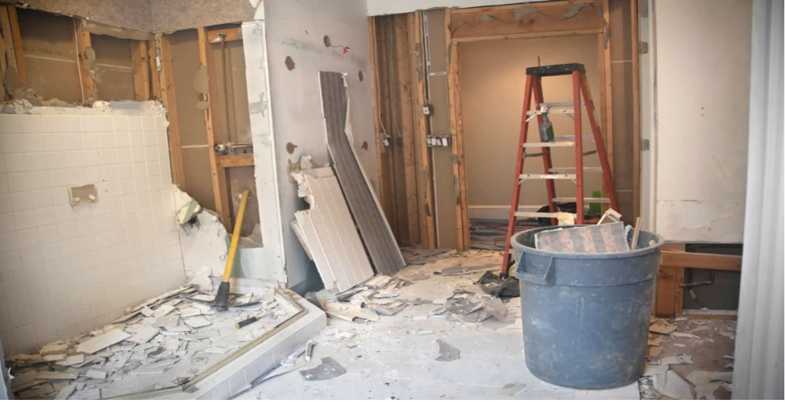 Interior Demolition in St. Petersburg, FL